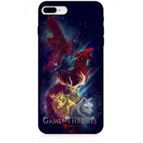Game Of Thrones Dragon Telefon Kılıfı