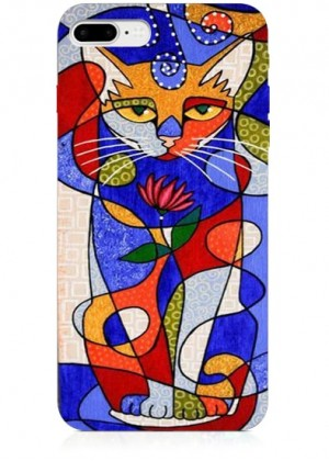 Picasso Kedi Telefon Kılıfı