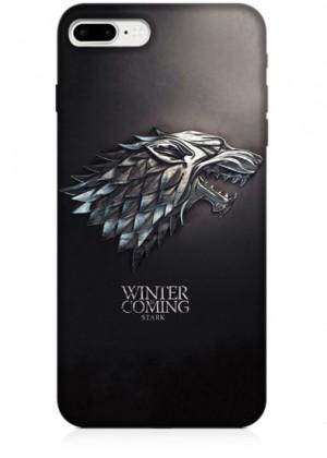 Game Of Thrones Kurt Figürlü Telefon Kılıfı