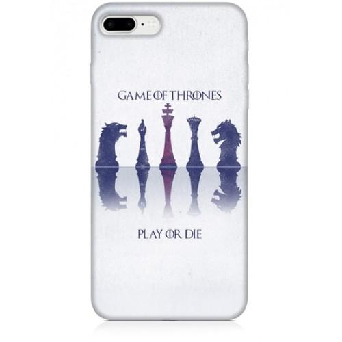 Game Of Thrones Figürlü Telefon Kılıfı