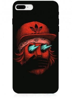 Kırmızı Adam Telefon Kılıfı
