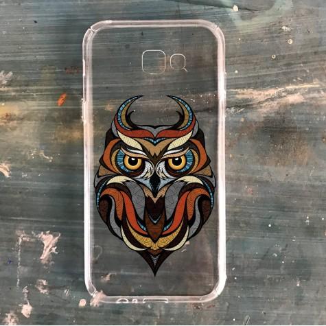 Baykuş Sembolü Telefon Kılıfı
