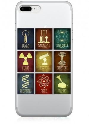 Ünlü Fizikçiler Telefon Kılıfı