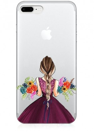 Gelin Çiçeği Telefon Kılıfı
