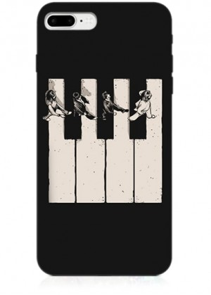 The Beatles Piyano Telefon Kılıfı