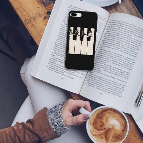 The Beatles Piyano Telefon Kılıfı