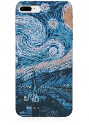 Van Gogh Yıldızlı Gece Telefon Kılıfı