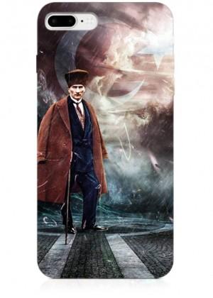 Atatürk ve Ay Yıldız Telefon Kılıfı