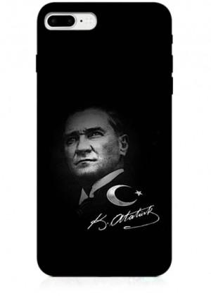 Atatürk İmzali Portre Telefon Kılıfı