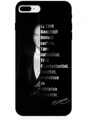 Atatürk'ün Gençliğe Hitabesi Telefon Kılıfı