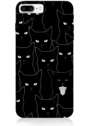 Kedili Telefon Kılıfı