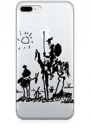 Don Kişot Telefon Kılıfı