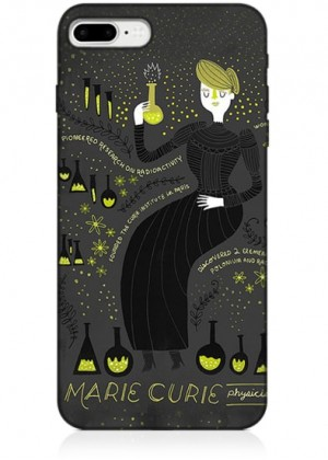 Marie Curie Telefon Kılıfı