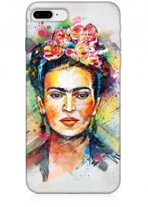 Frida Kahlo Suluboya Telefon Kılıfı