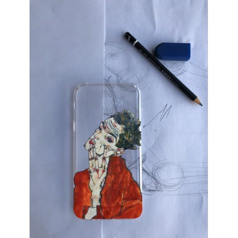 Egon Schiele Telefon Kılıfı