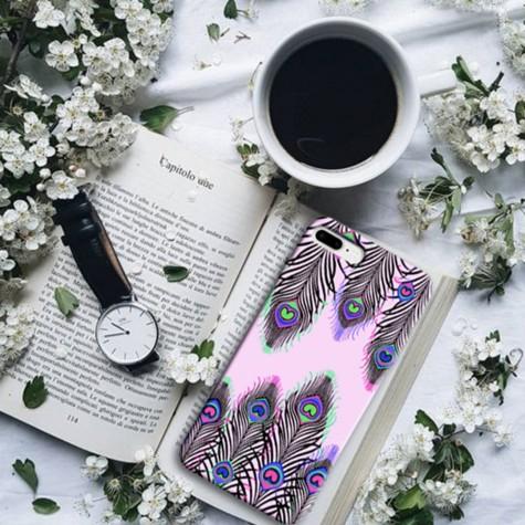 argos çiçeği telefon kılıfı