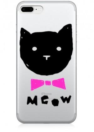 Süslü Kedi Telefon Kılıfı