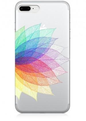 Renkli Yapraklar Telefon Kılıfı