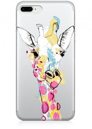 Zürafalı Telefon Kılıfı