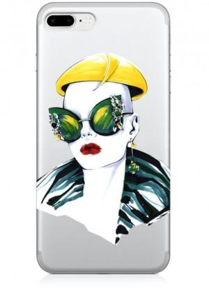 Moda Tutkunu Telefon Kılıfı