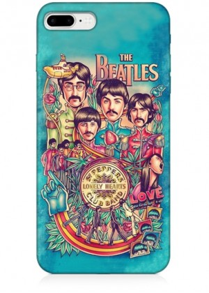 The Beatles Retro Telefon Kılıfı