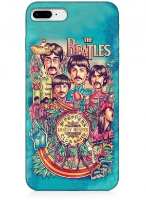 The Beatles Retro Telefon Kılıfı