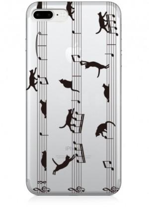 Dans Eden Kedi Telefon Kılıfı