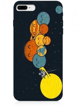 Gezegen Telefon Kılıfı