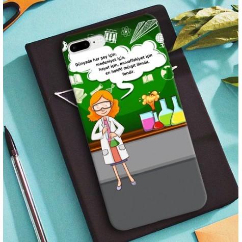 öğretmenlere özel telefon kılıfı