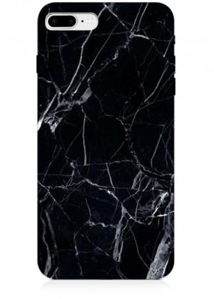 Siyah Mermer Telefon Kılıfı