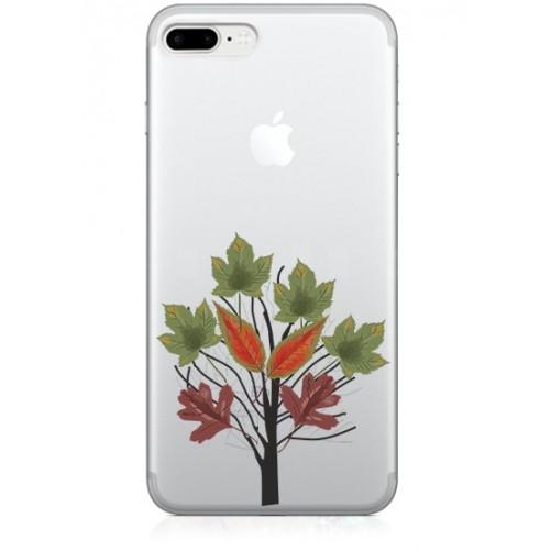 Ağaç Yaprakları Telefon Kılıfı