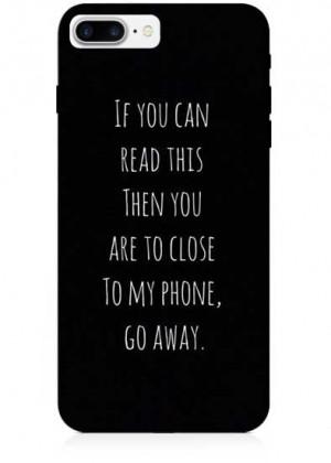Git Başımdan Telefon Kılıfı