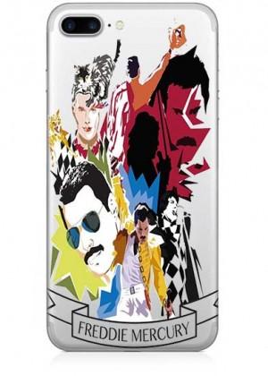 Freddie Mercury Retro Telefon Kılıfı