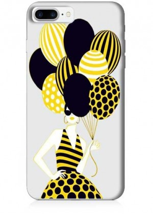 Sarı Siyah Telefon Kılıfı