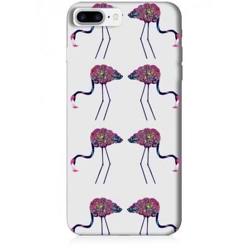 Flamingo Desenli Telefon Kılıfı