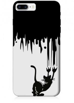 Düşen Kedi Telefon Kılıfı