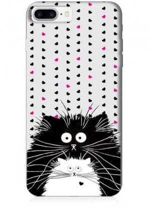Şaşkın Kedi Telefon Kılıfı