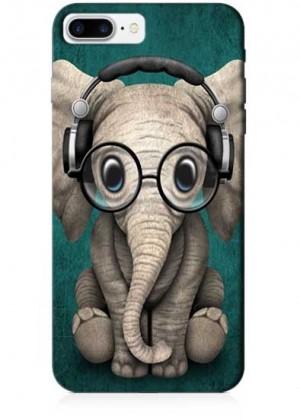 Gözlüklü Fil Telefon Kılıfı