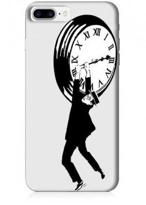 Zamanla Yarışanların Telefon Kılıfı