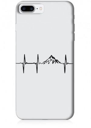 Dağ Çizimli Telefon Kılıfı