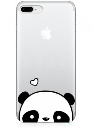 Romantik Panda Telefon Kılıfı