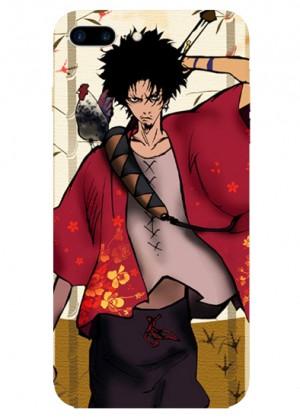 Mugen Samurai Champloo Anime Telefon Kılıfı