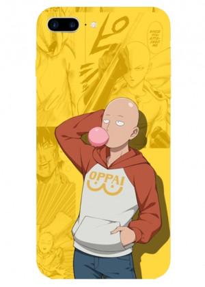 Wanpanman Anime Telefon Kılıfı