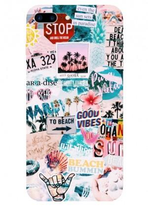 Summer Pop Art Telefon Kılıfı