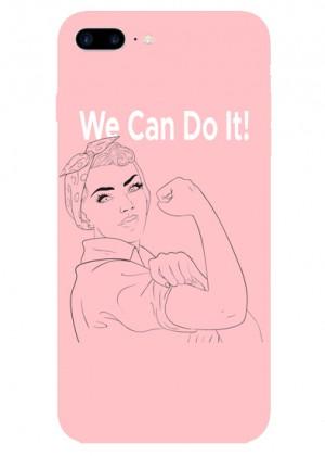 We Can Do It Telefon Kılıfı