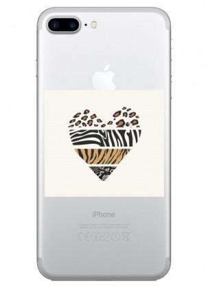 Kalpli Desenli Telefon Kılıfı