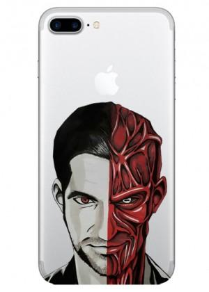 İki Suratlı Lucifer Telefon Kılıfı