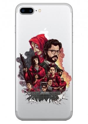 La Casa De Papel Telefon Kılıfı