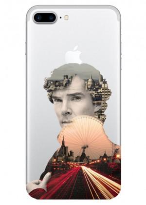 Yansımalı Sherlock Holmes Telefon Kılıfı