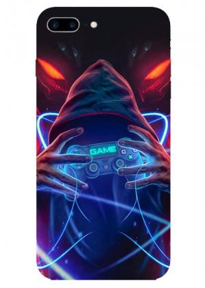 Renkli Gamer Telefon Kılıfı